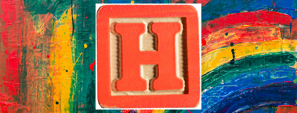 letter H for show and tell ideas that start with the letter H