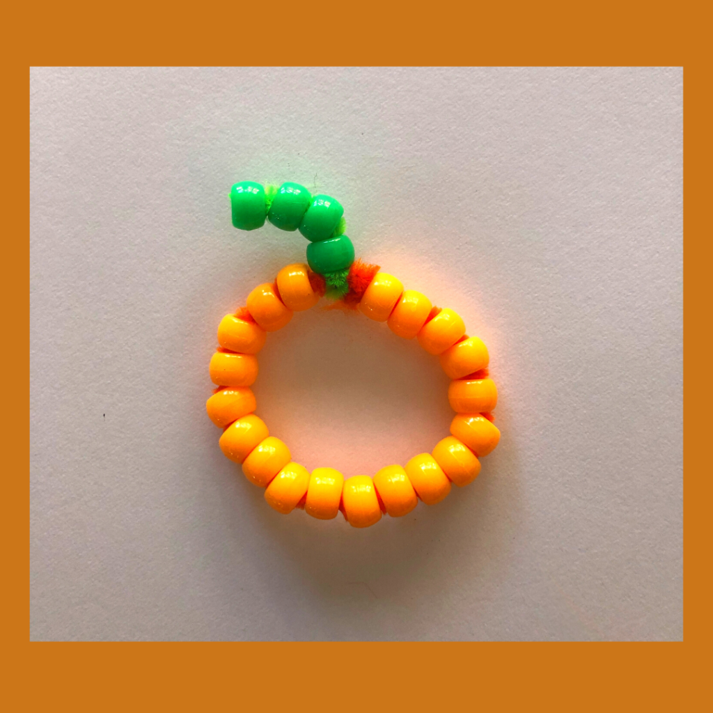 beaded pipe cleaners preview