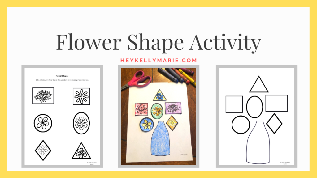image that readers click on to download the shape activity
