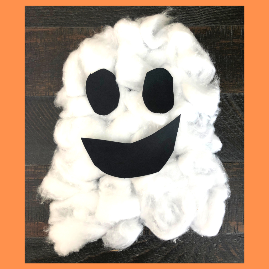 Preview image of puffy ghost craft