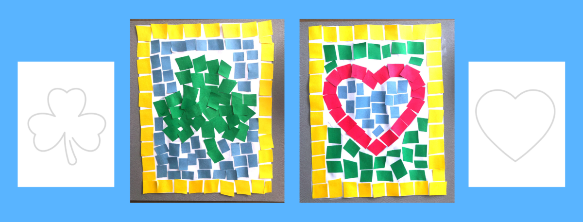 preview of mosaics projects and activities for kids